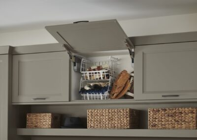 Lift and Stay Wall Cabinet