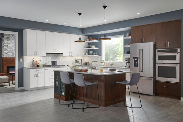 Contemporary Comfort Kitchen Gallery